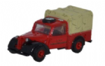 Oxford Diecast NTIL005 Austin Tilly London Fire Brigade
